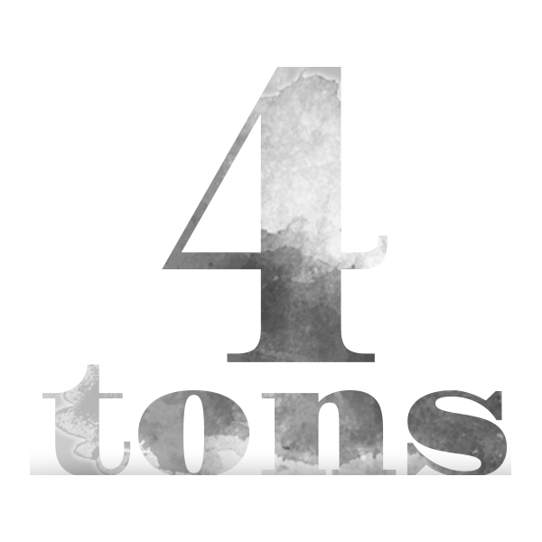 4 Tons