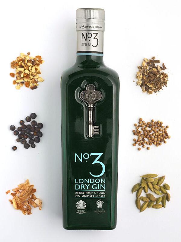 Botânicos Gin No.3