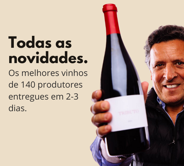 Compras vinhos online